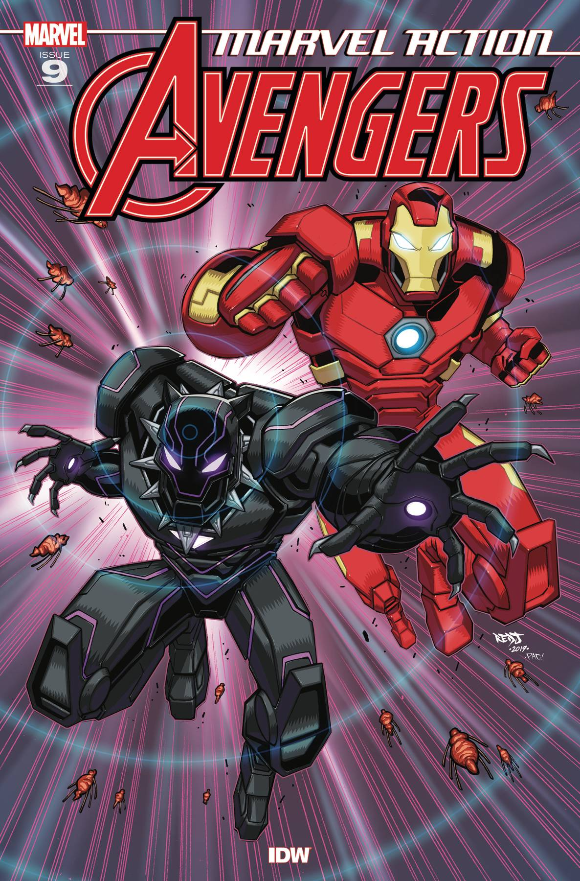 Marvel Action: Avengers #9 (2020)