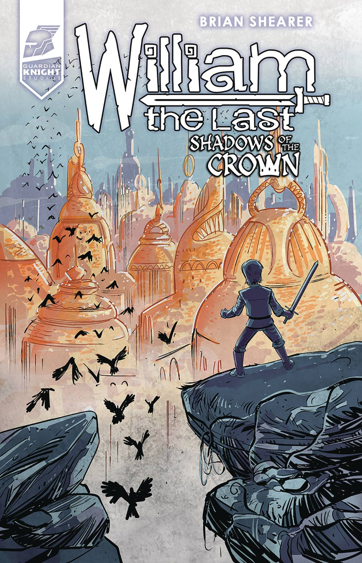 William the Last: Shadows of the Crown #4 (2020)
