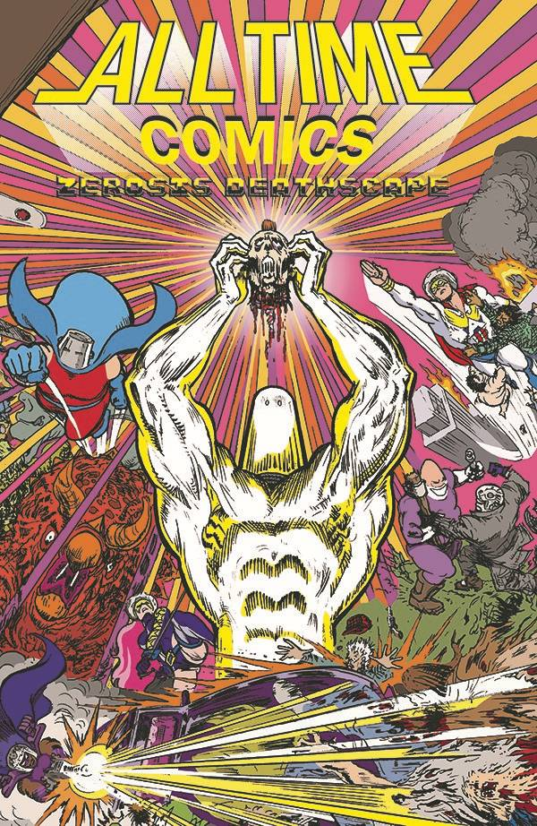 All Time Comics: Zerosis Deathscape #6 (2020)