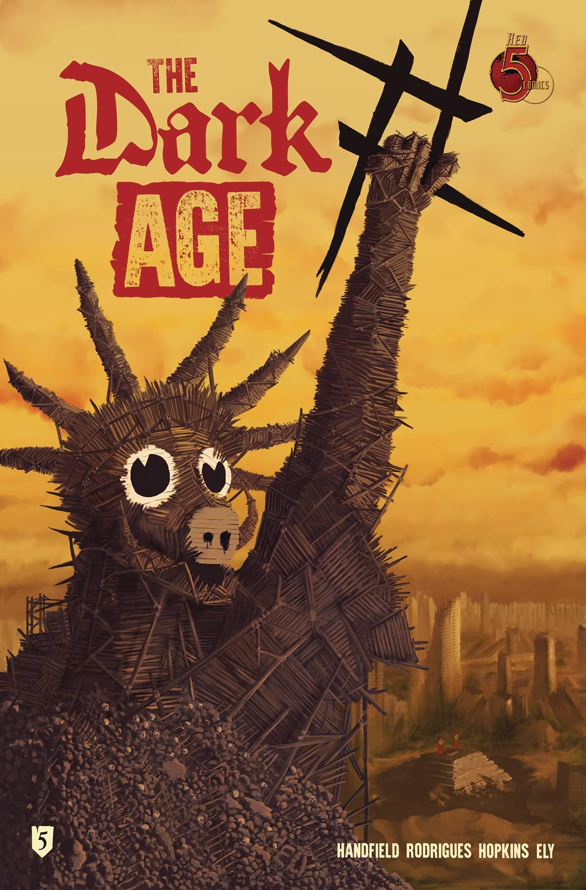 The Dark Age #5 (2020)