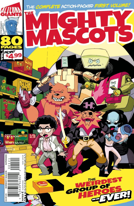 Alterna Giants: The Mighty Mascots #1 (2020)