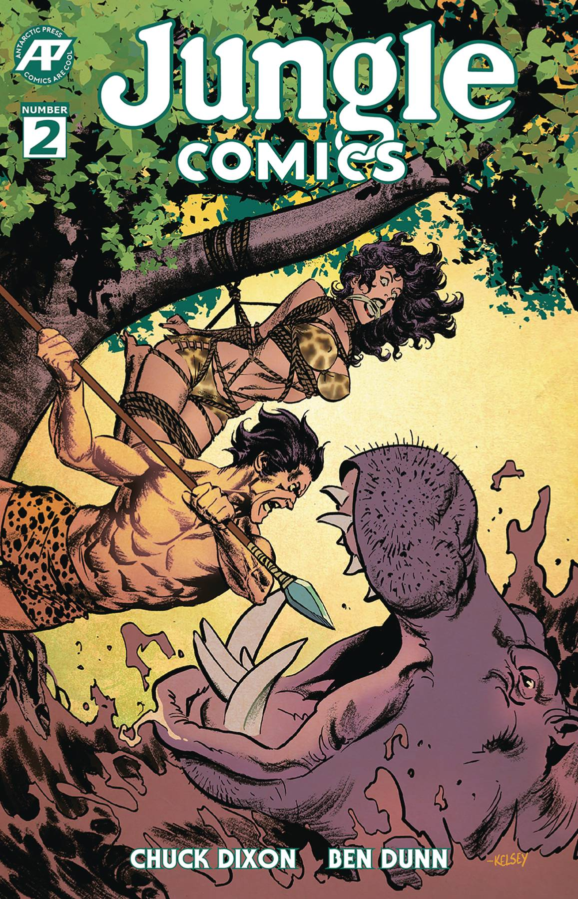 Jungle Comics #2 (2020)