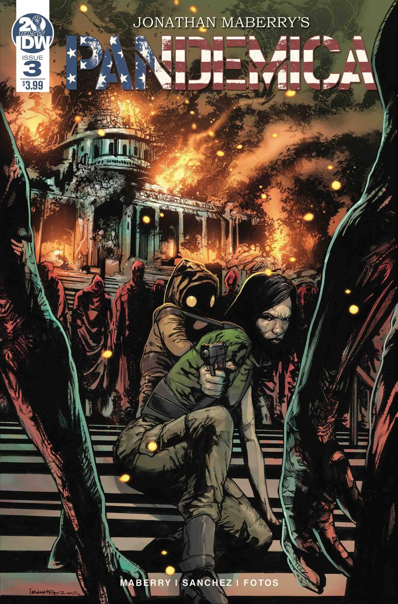 Pandemica #3 (2020)