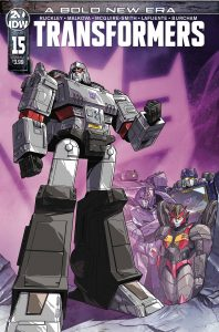Transformers #15 (2020)