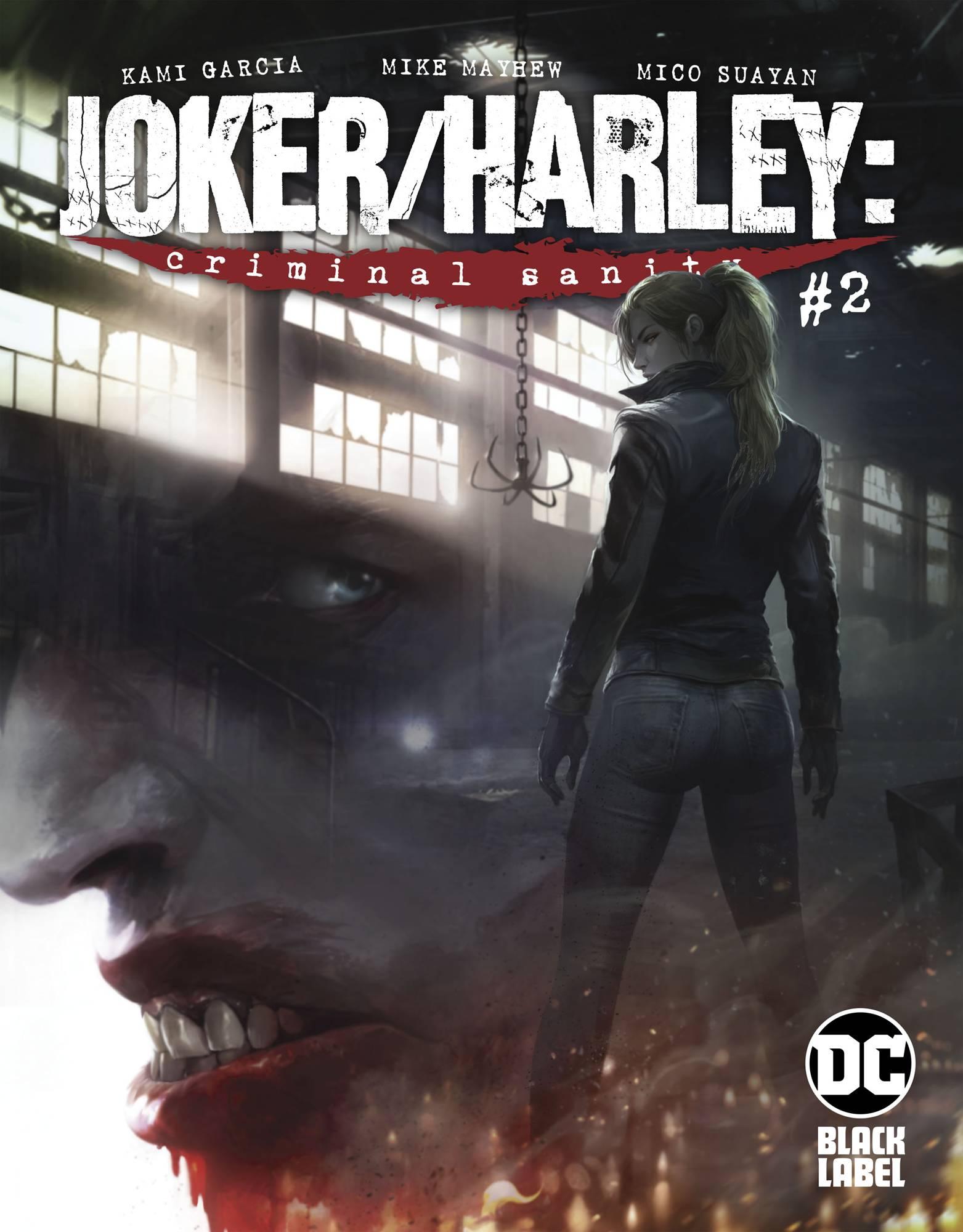 Joker/Harley: Criminal Sanity #2 (2020)