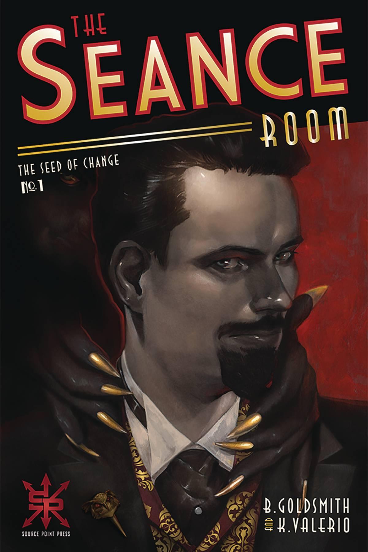 The Seance Room #1 (2020)