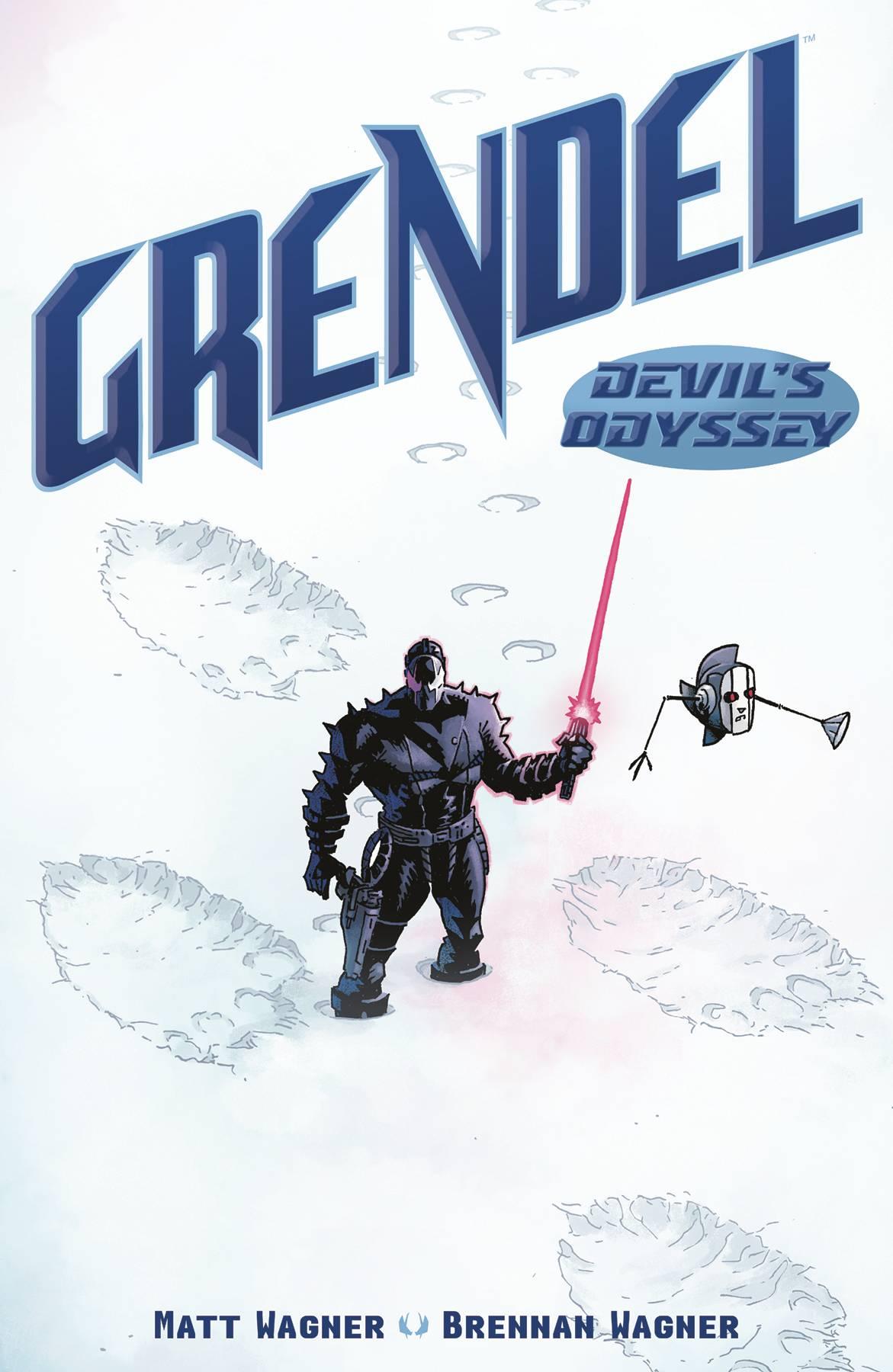 Grendel: Devil's Odyssey #3 (2020)
