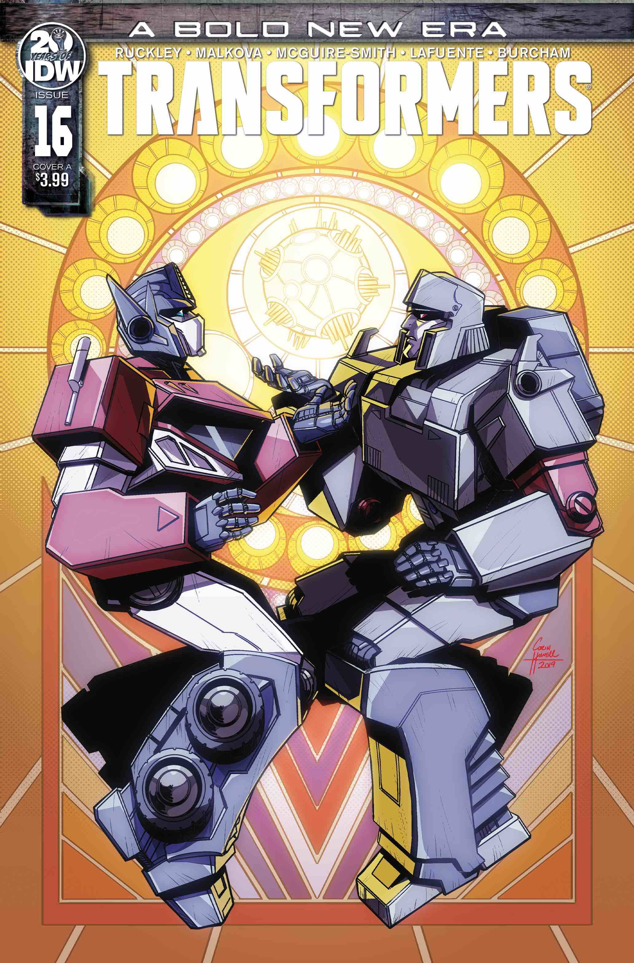 Transformers #16 (2020)