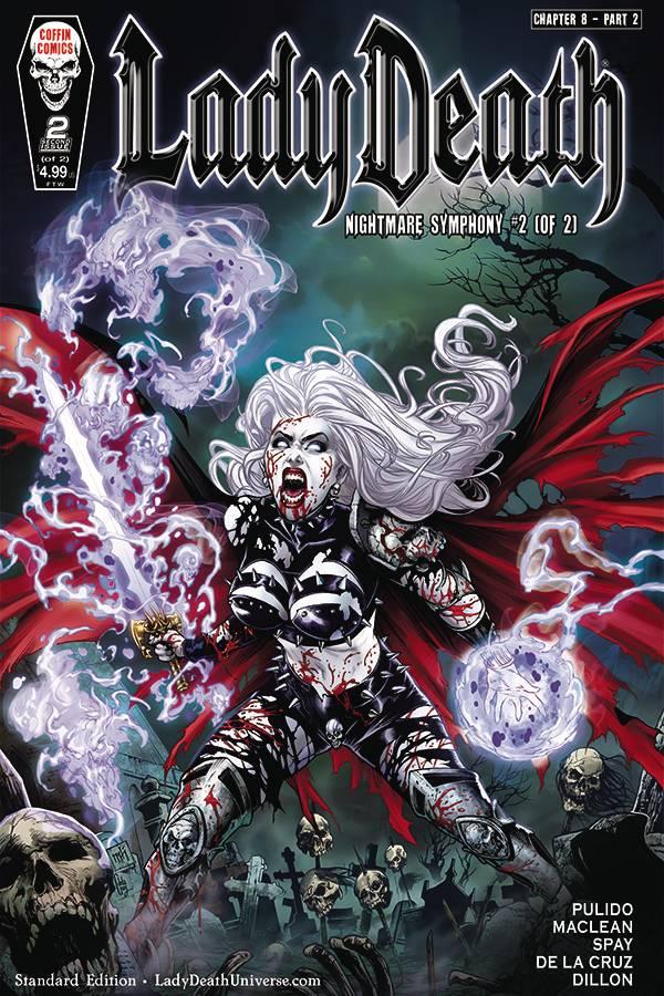 Lady Death: Nightmare Symphony #2 (2020)