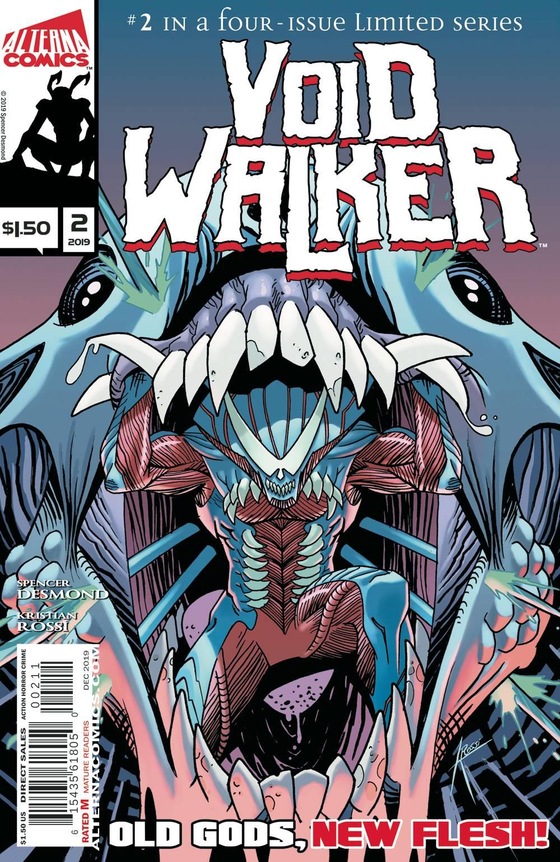 Void Walker #2 (2020)