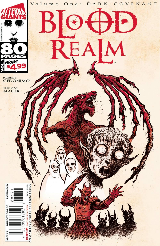 Alterna Giants: Blood Realm #1 (2020)