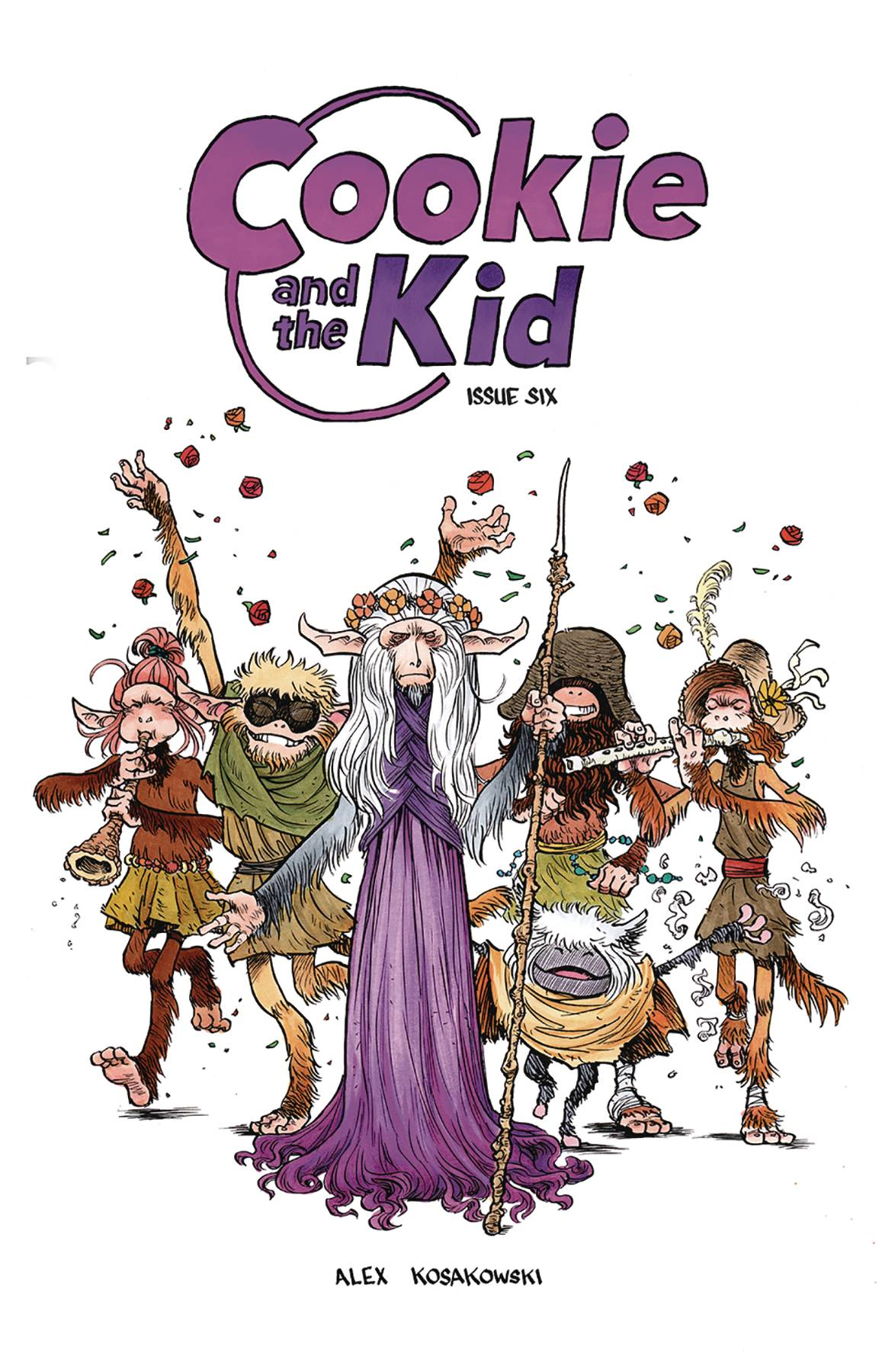 Cookie and the Kid #6 (2020)