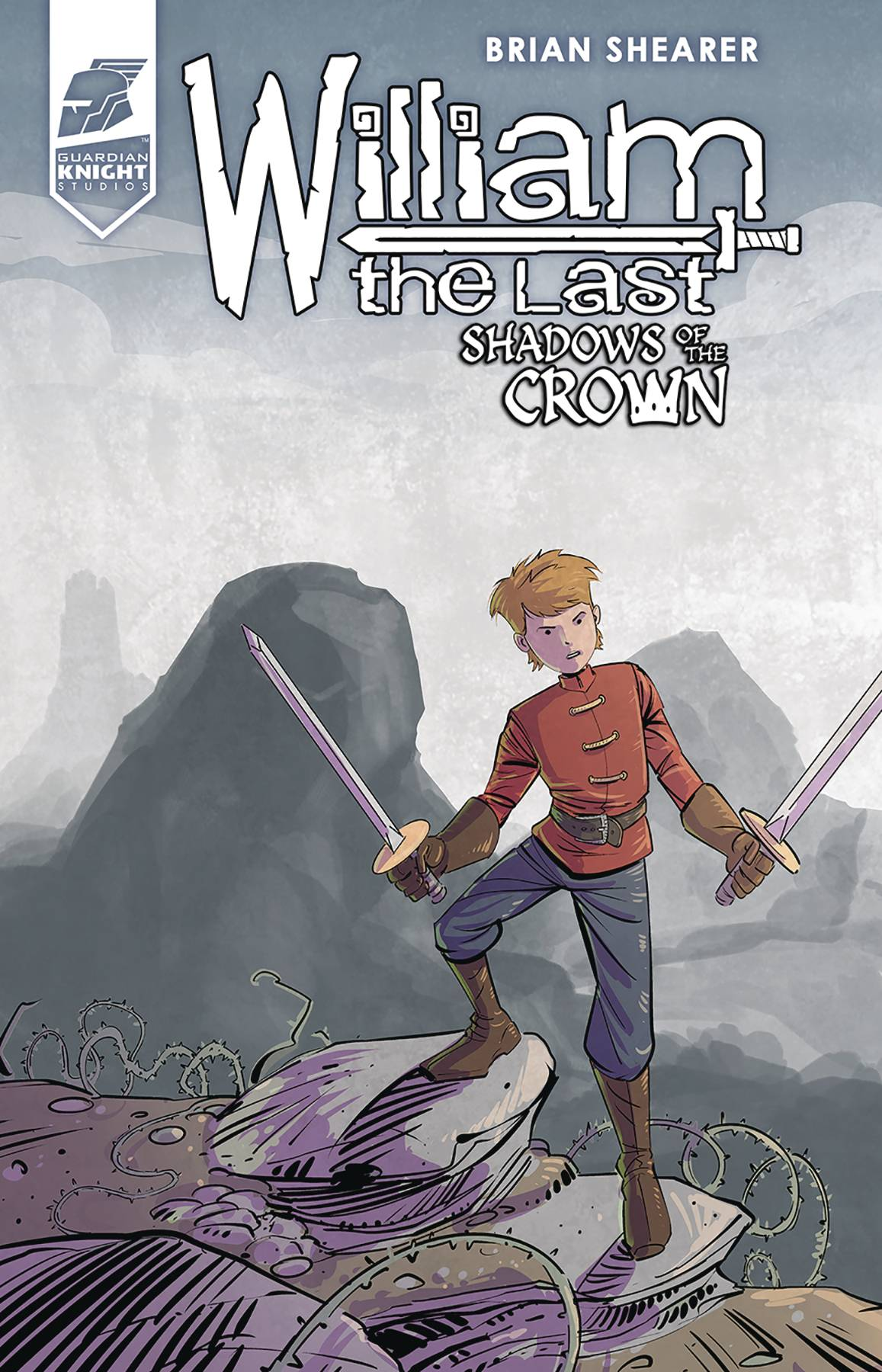 William the Last: Shadows of the Crown #5 (2020)
