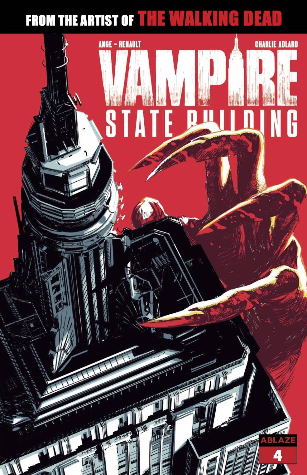 Vampire State Building #4 (2020)