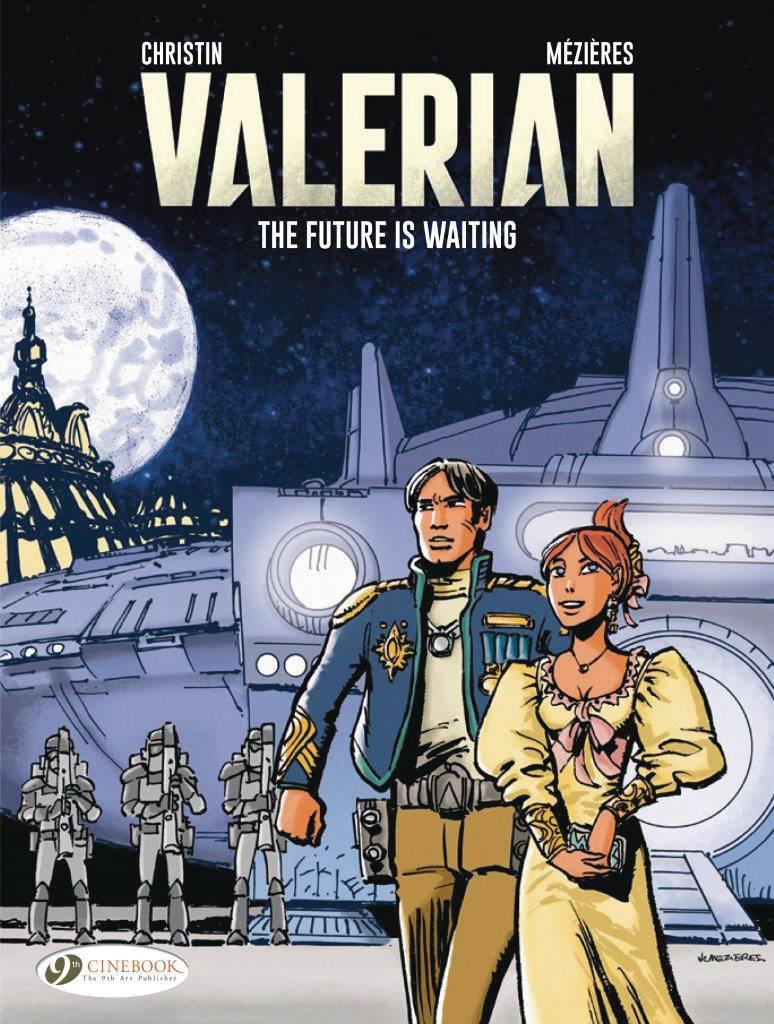 Valerian and Laureline #23 (2020)