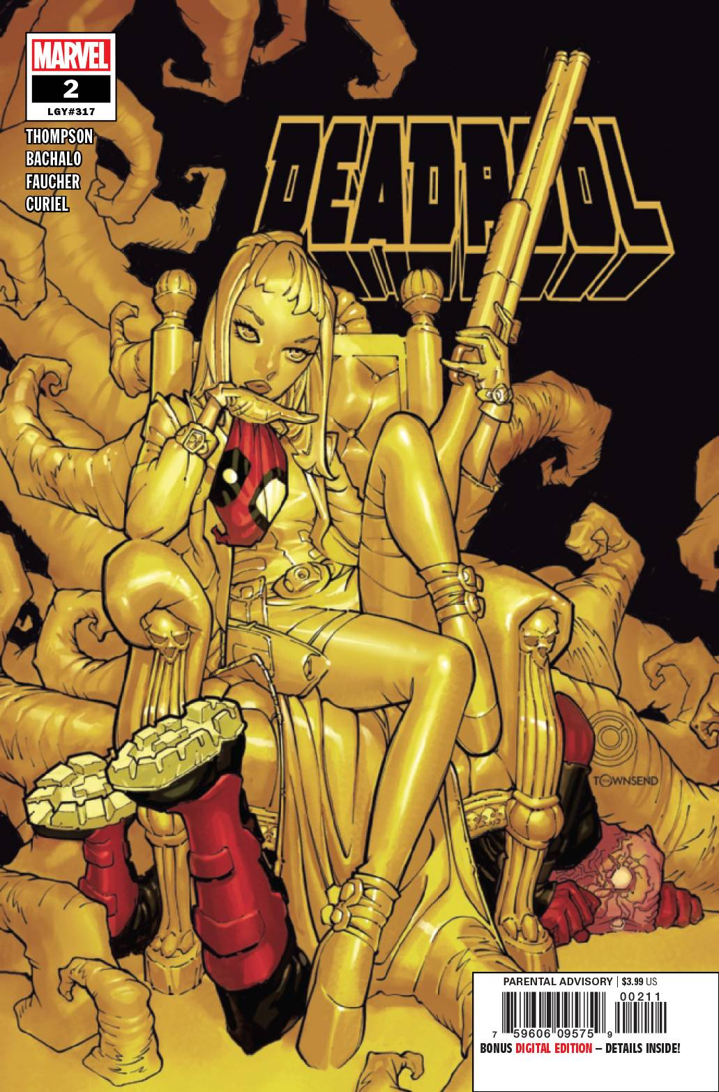 Deadpool #2 (2020)
