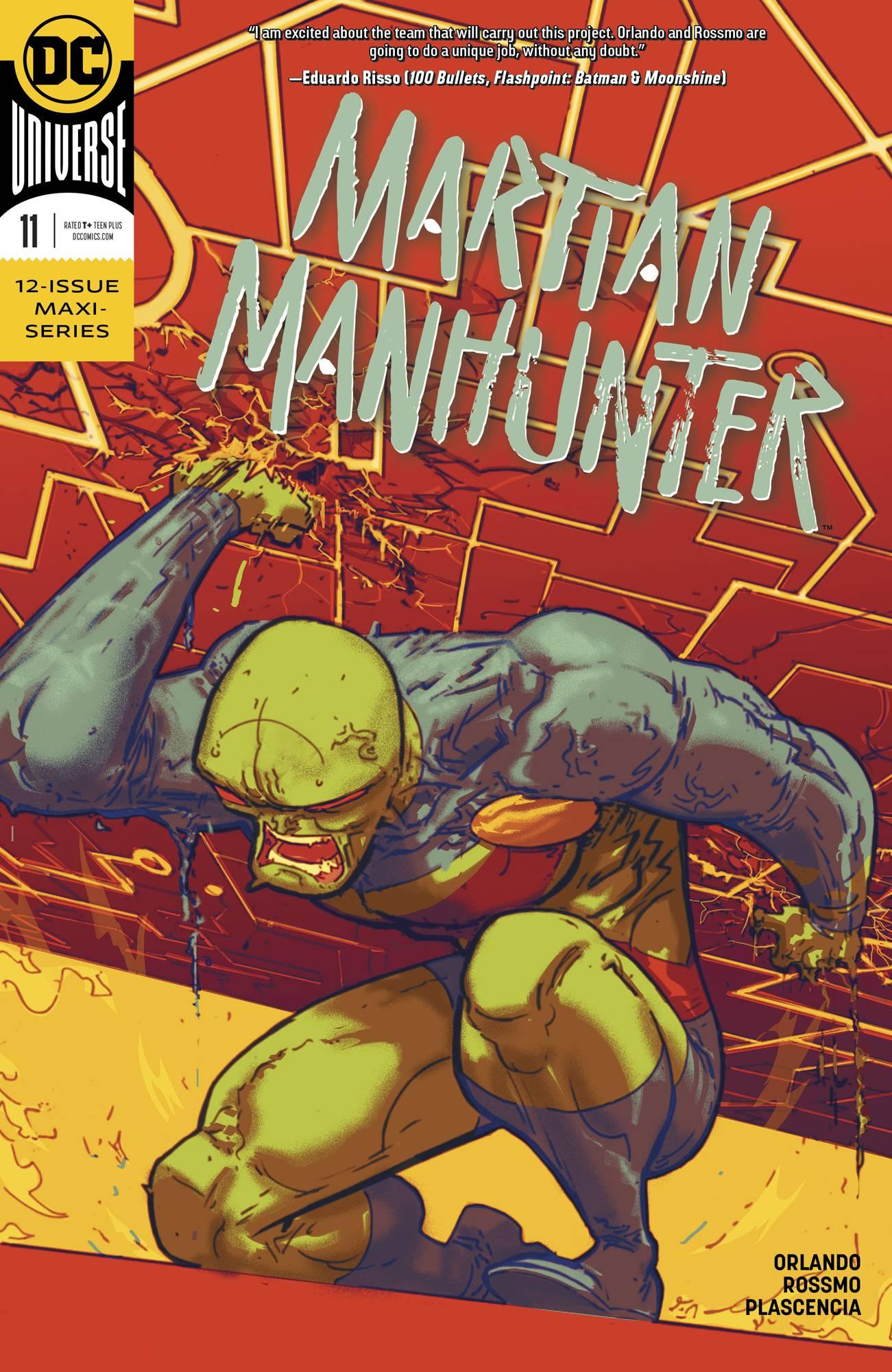 Martian Manhunter #11 (2020)