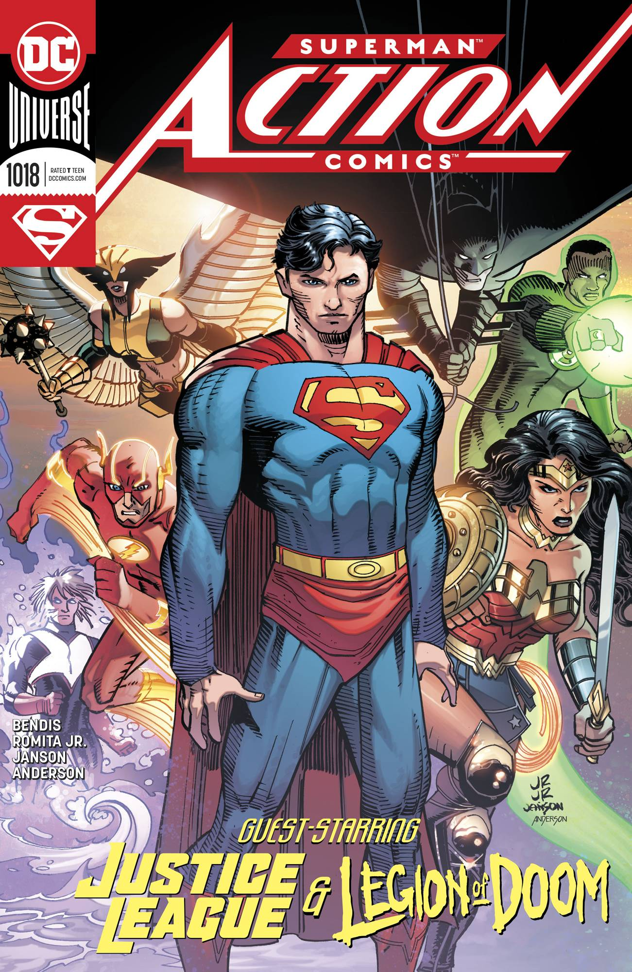 Action Comics #1018 (2020)