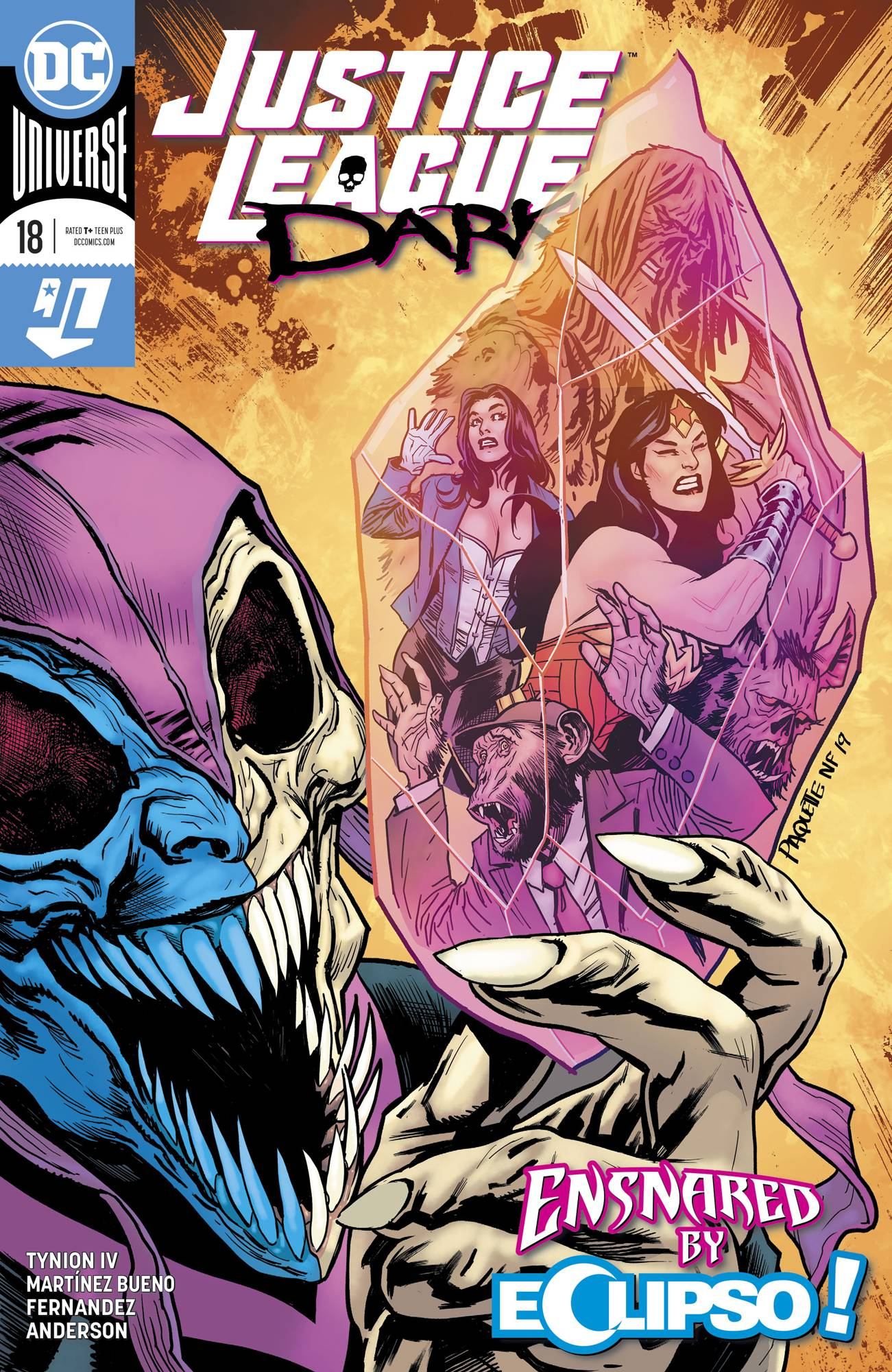 Justice League Dark #18 (2020)