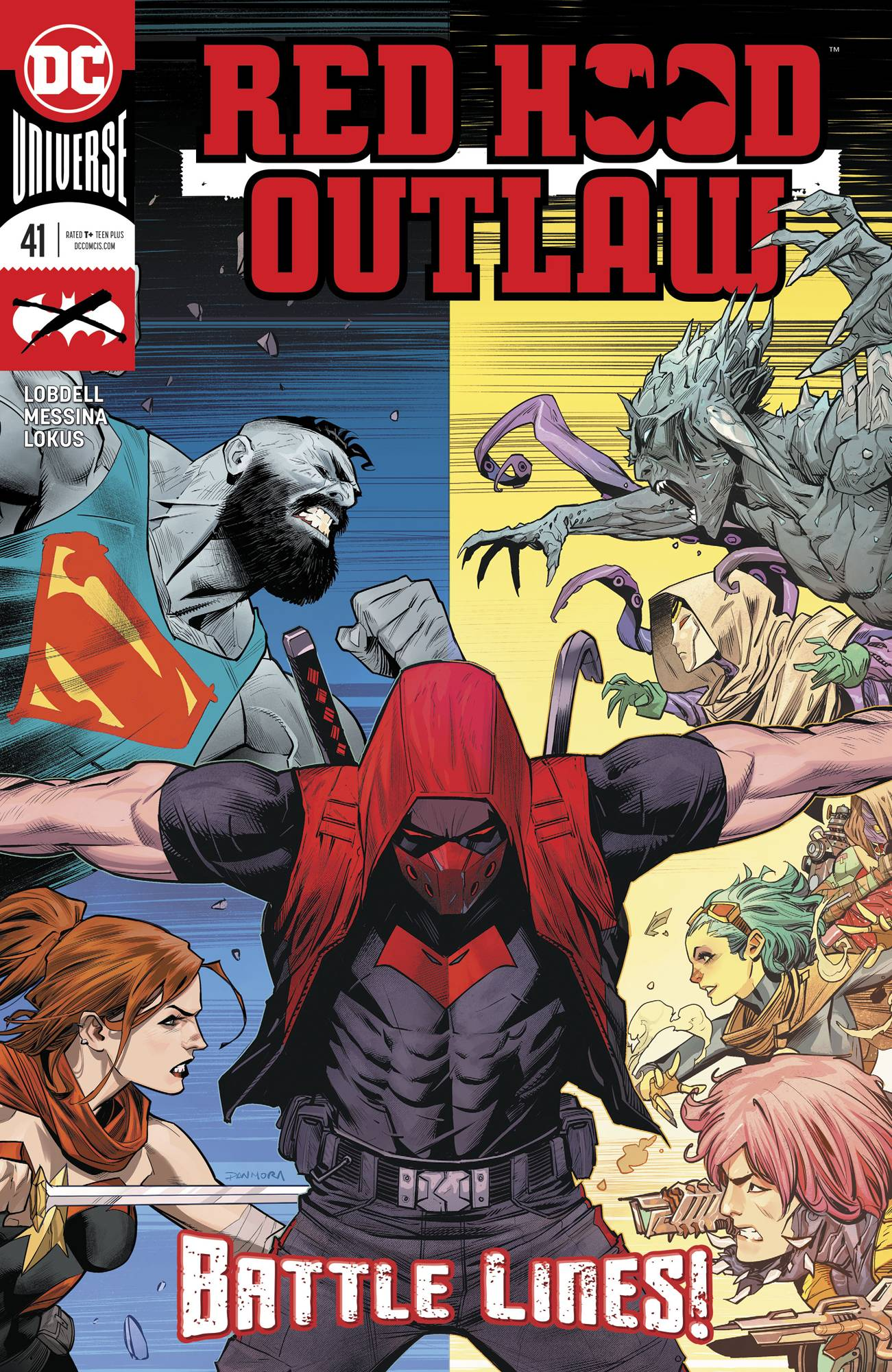 Red Hood and the Outlaws #41 (2020)