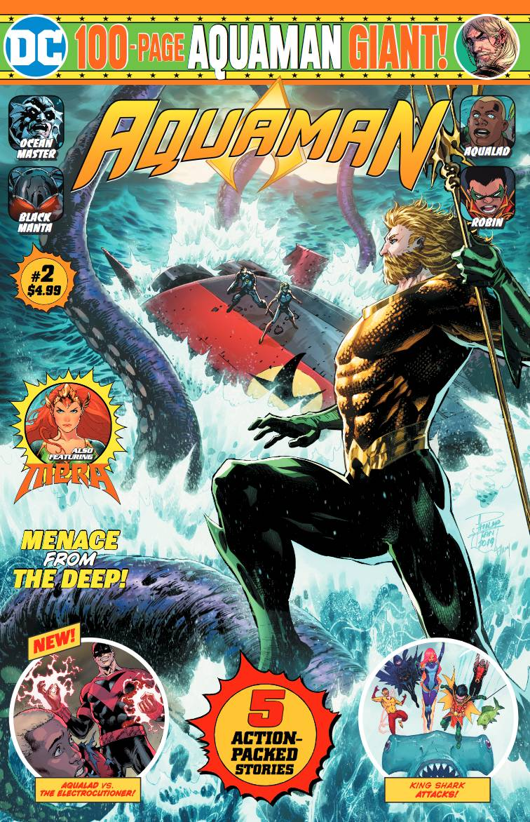 Aquaman 100 Page Giant #2 (2020)