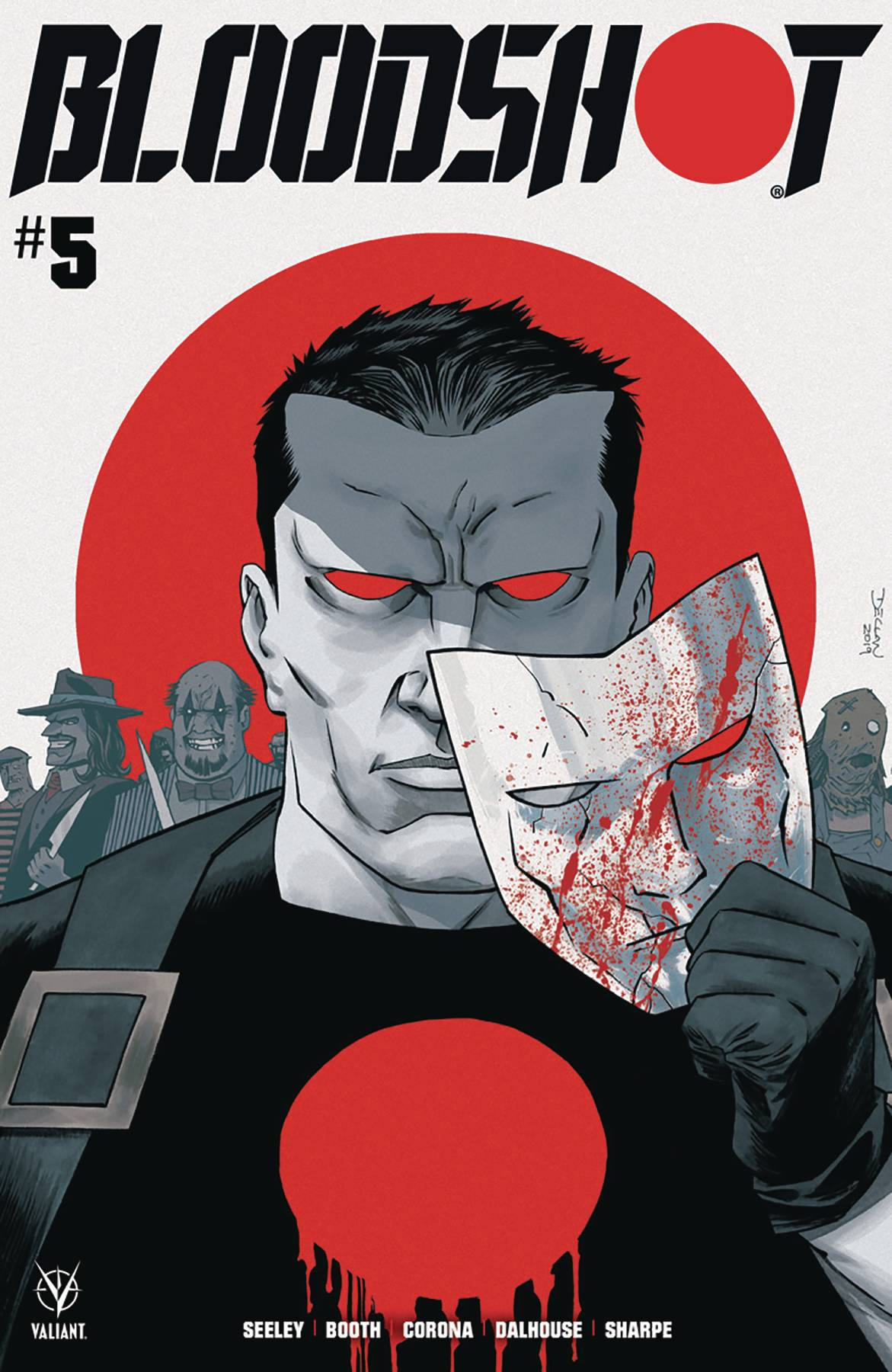 Bloodshot #5 (2020)