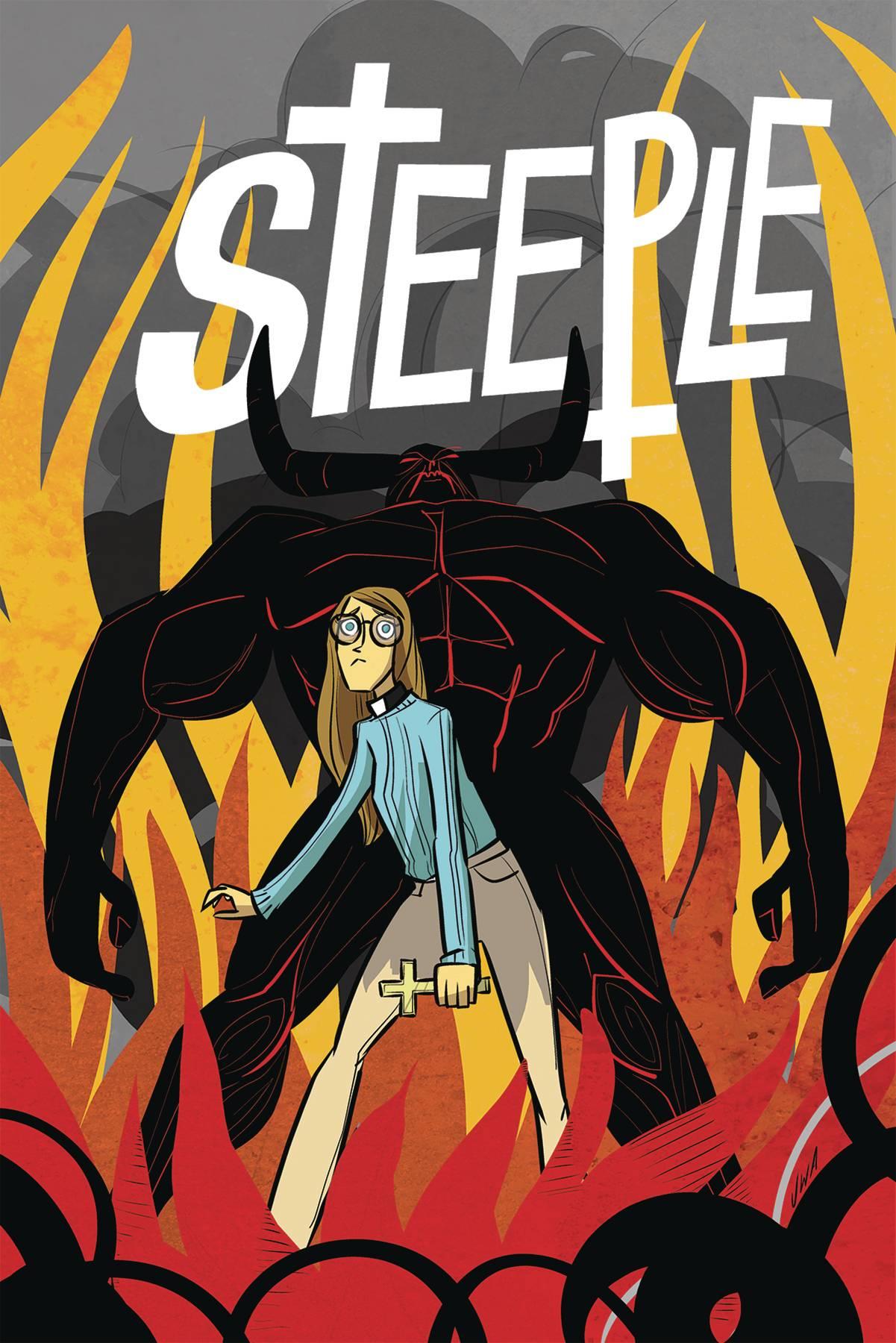 Steeple #5 (2020)