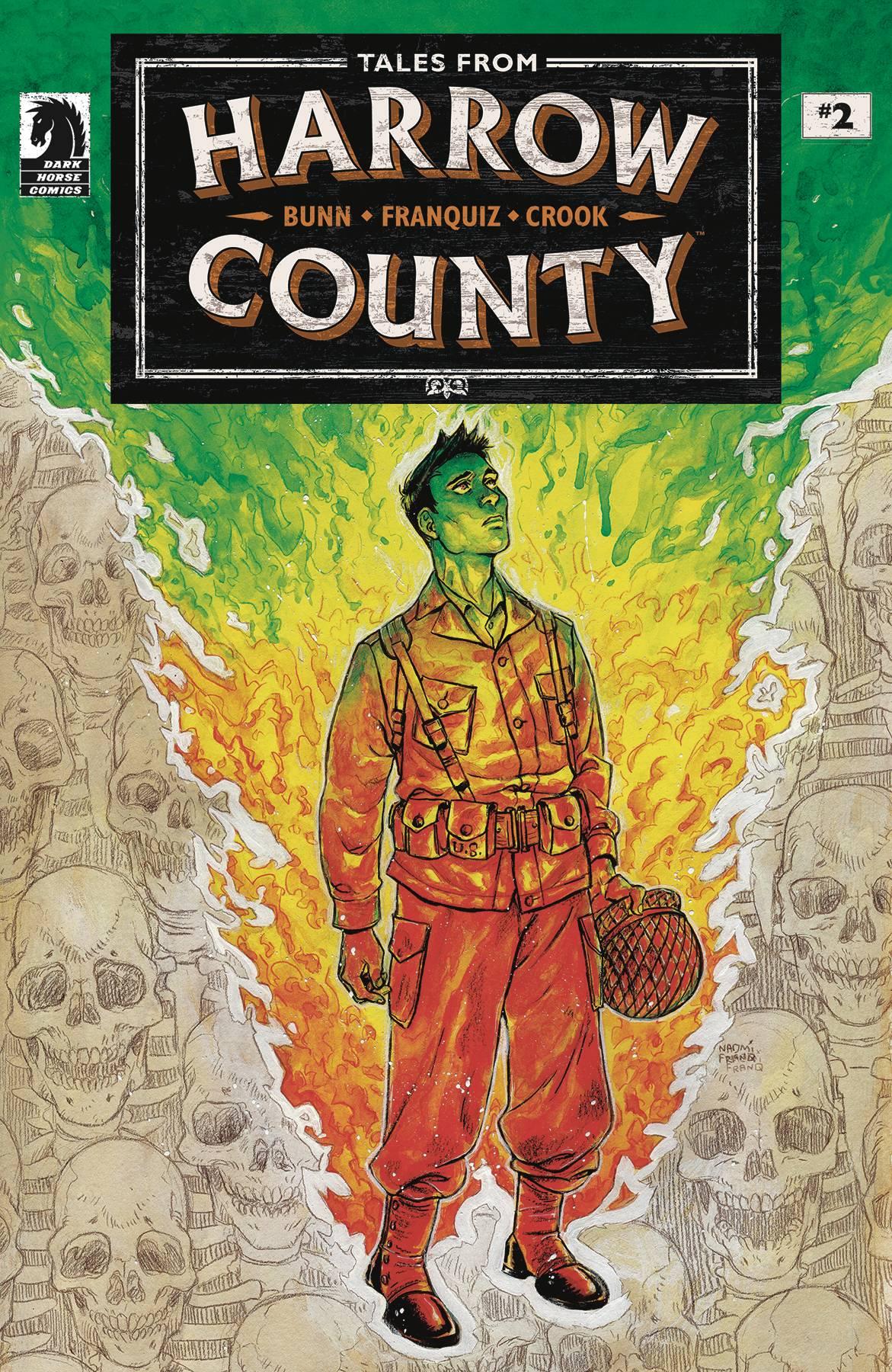Tales From Harrow County: Death's Choir #2 (2020)