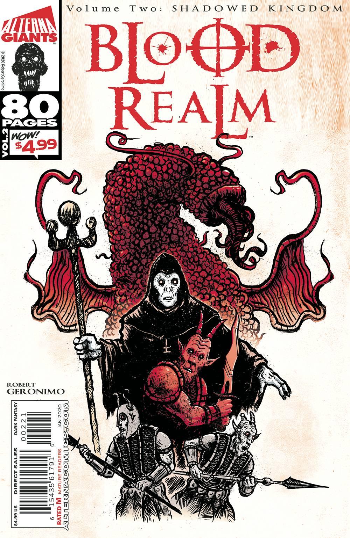 Alterna Giants: Blood Realm #2 (2020)