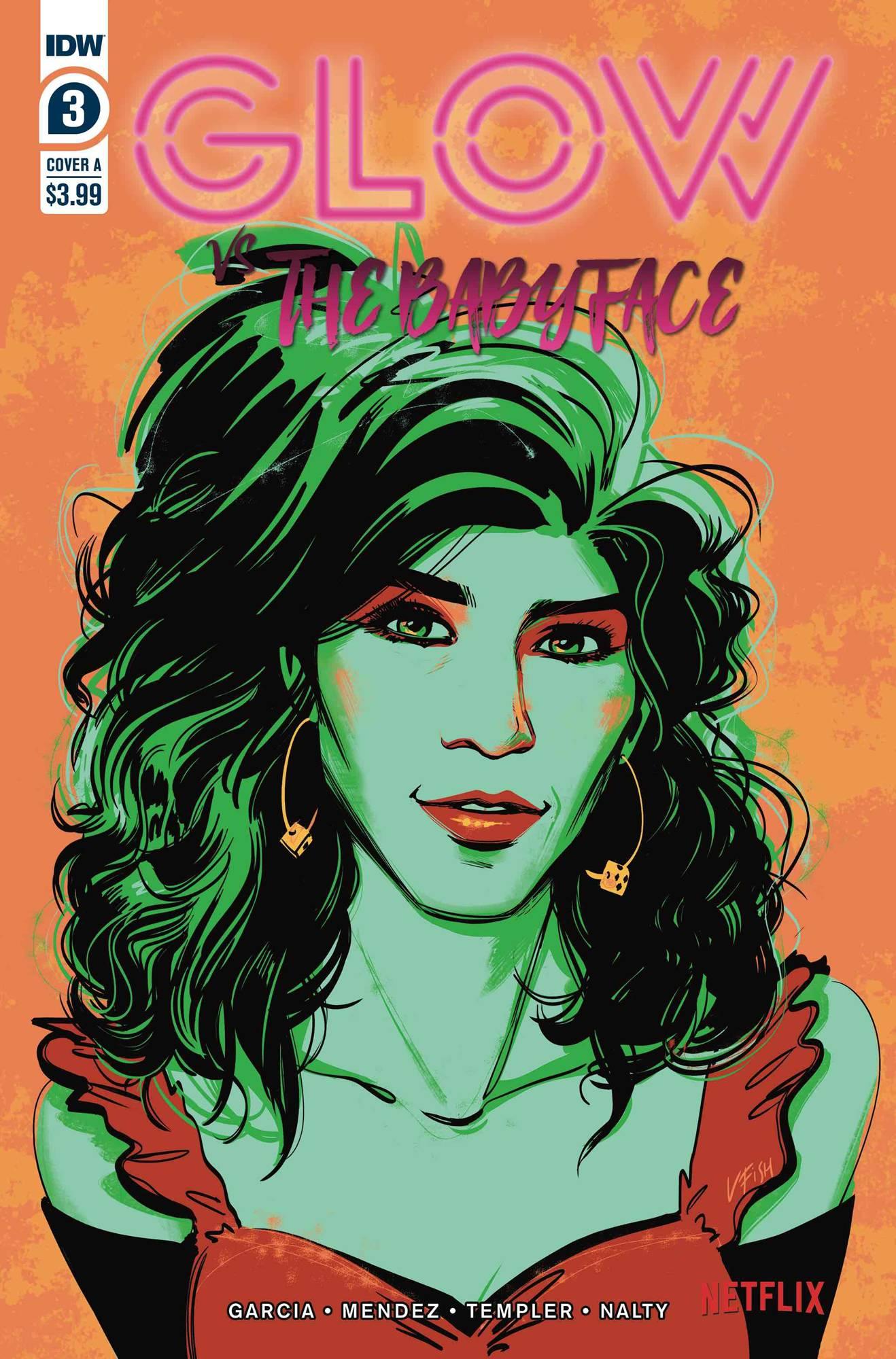 Glow Vs The Babyface #3 (2020)