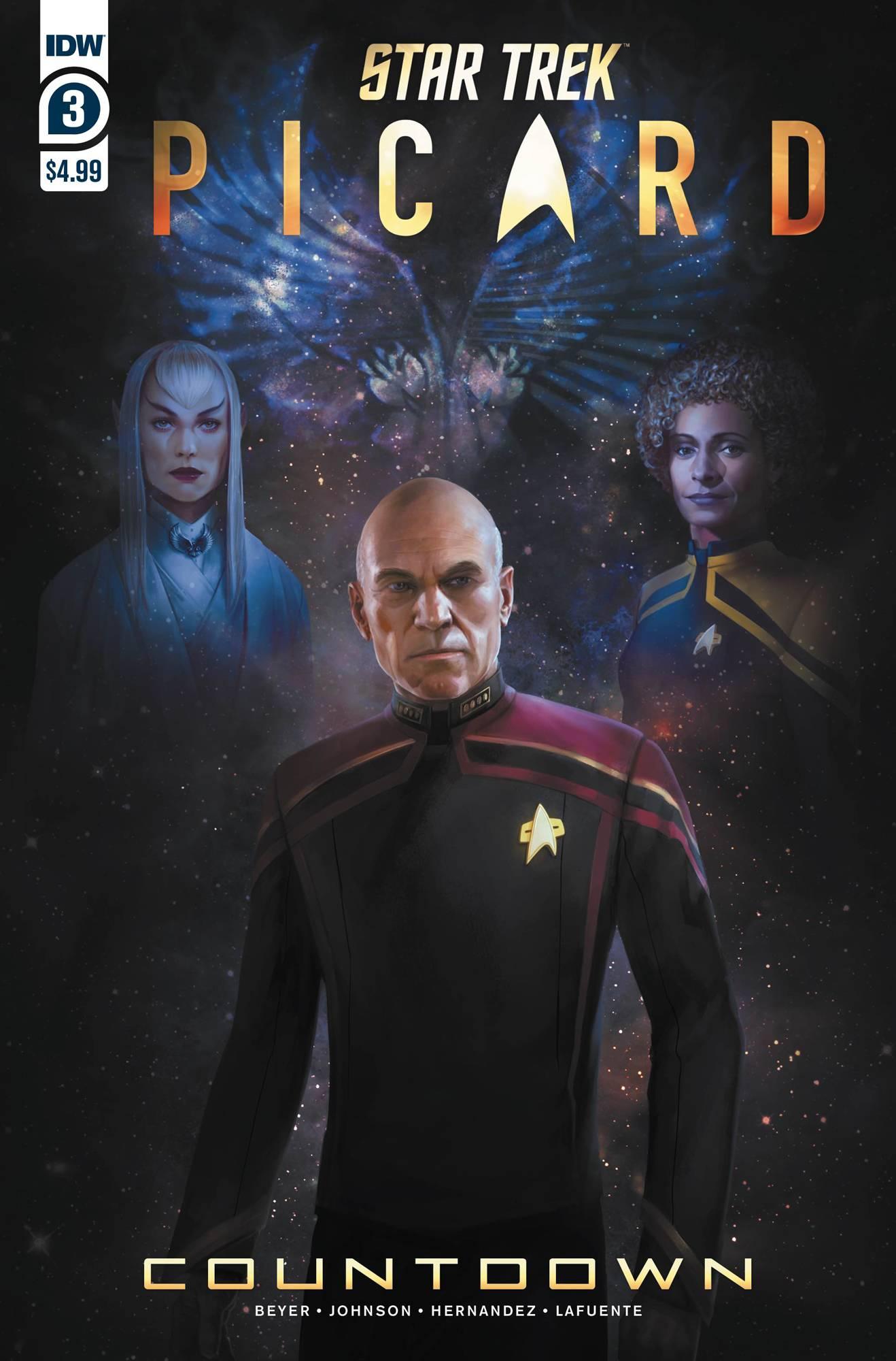 Star Trek: Picard #3 (2020)