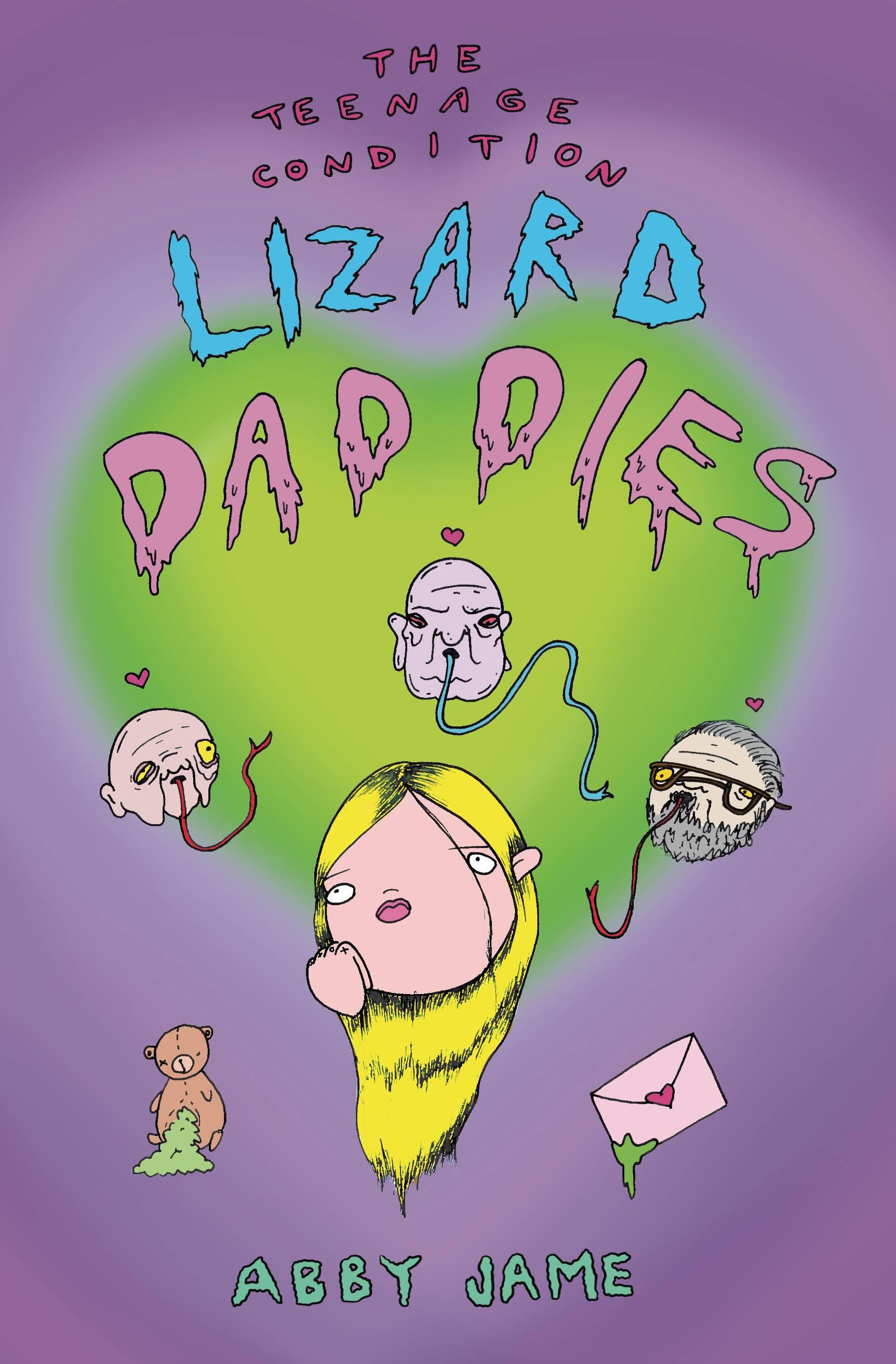 The Teenage Condition: Lizard Daddies (One Shot)