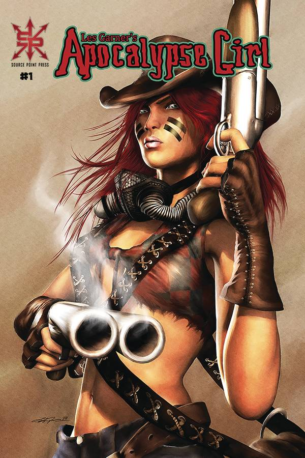 Apocalypse Girl #1 (2020)