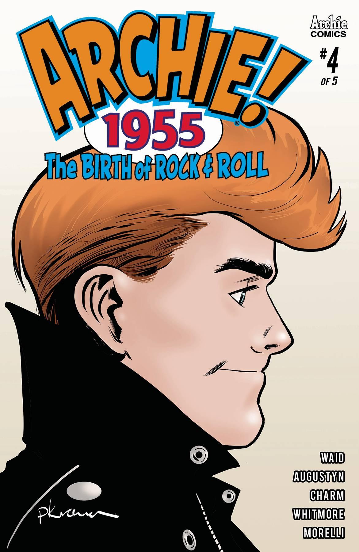 Archie 1955 #4 (2020)
