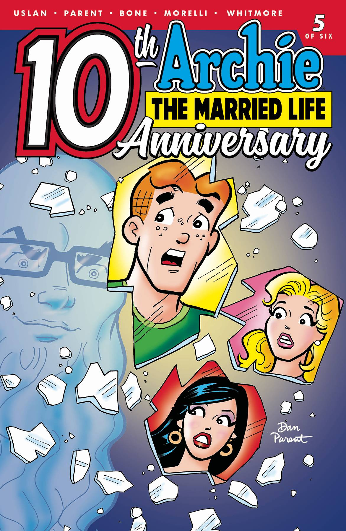 Archie - The Married Life: 10 Years Later #5 (2020)