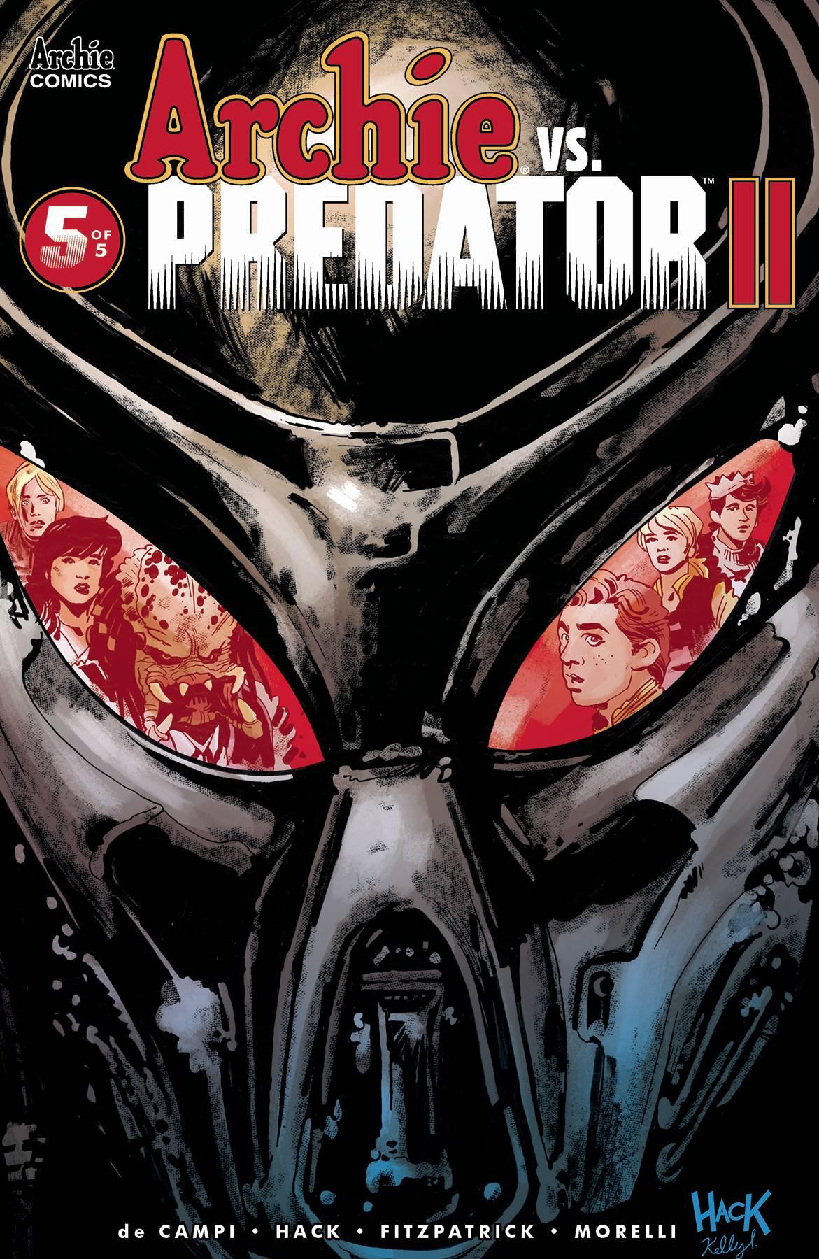 Archie vs Predator 2 #5 (2020)