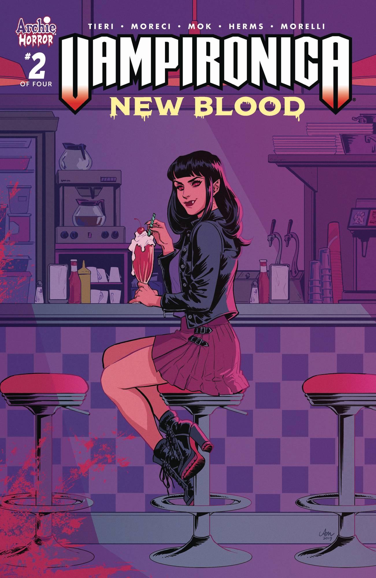 Vampironica: New Blood #2 (2020)