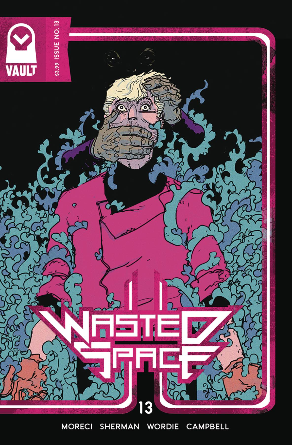 Wasted Space #13 (2020)