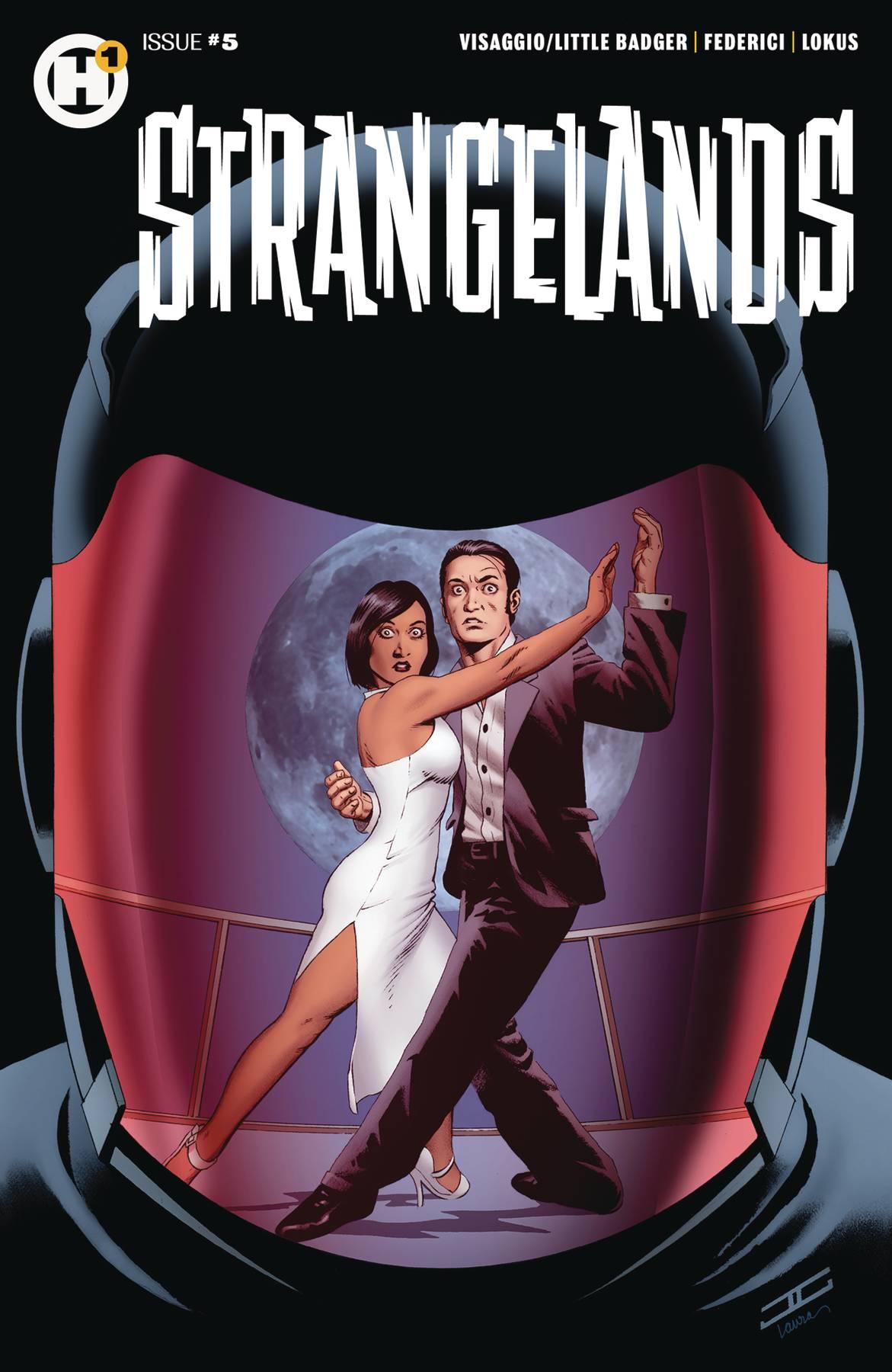 Strangelands #5 (2020)