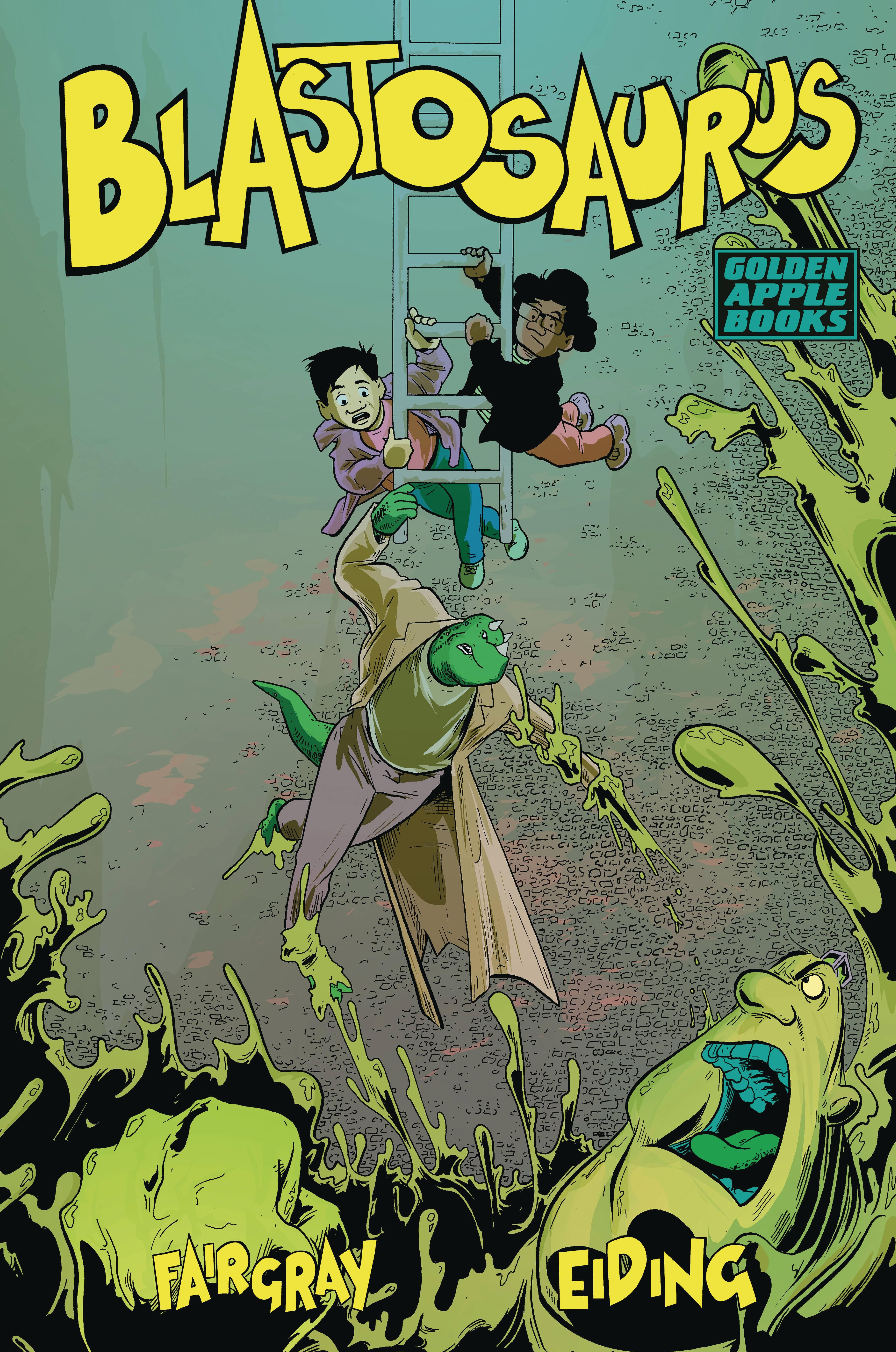 Blastosaurus #7 (2020)