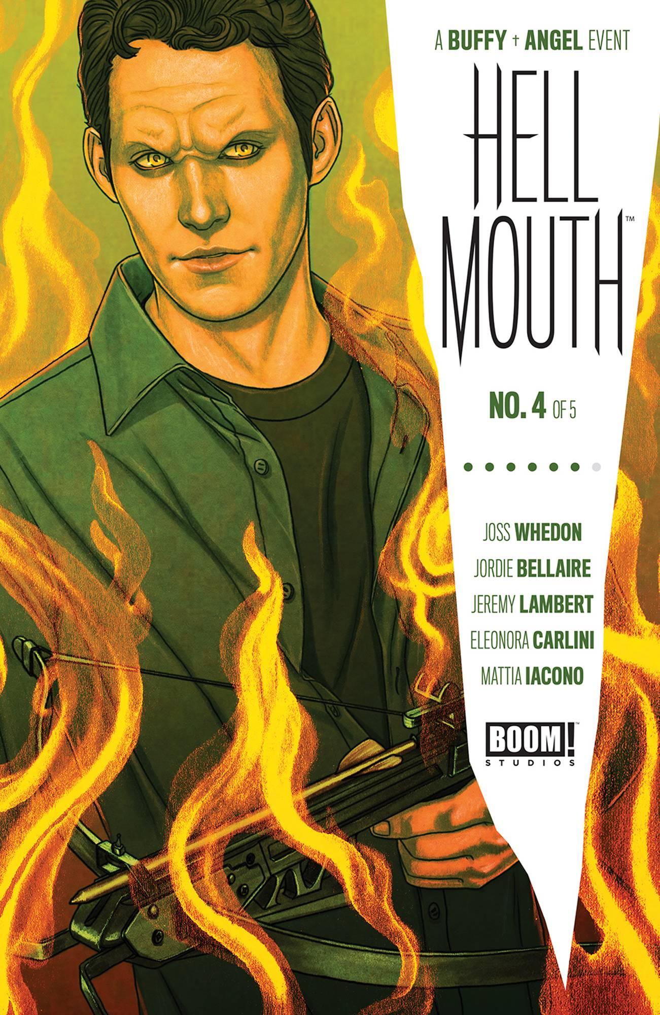 Buffy Vampire Slayer: Angel - Hellmouth #4 (2020)