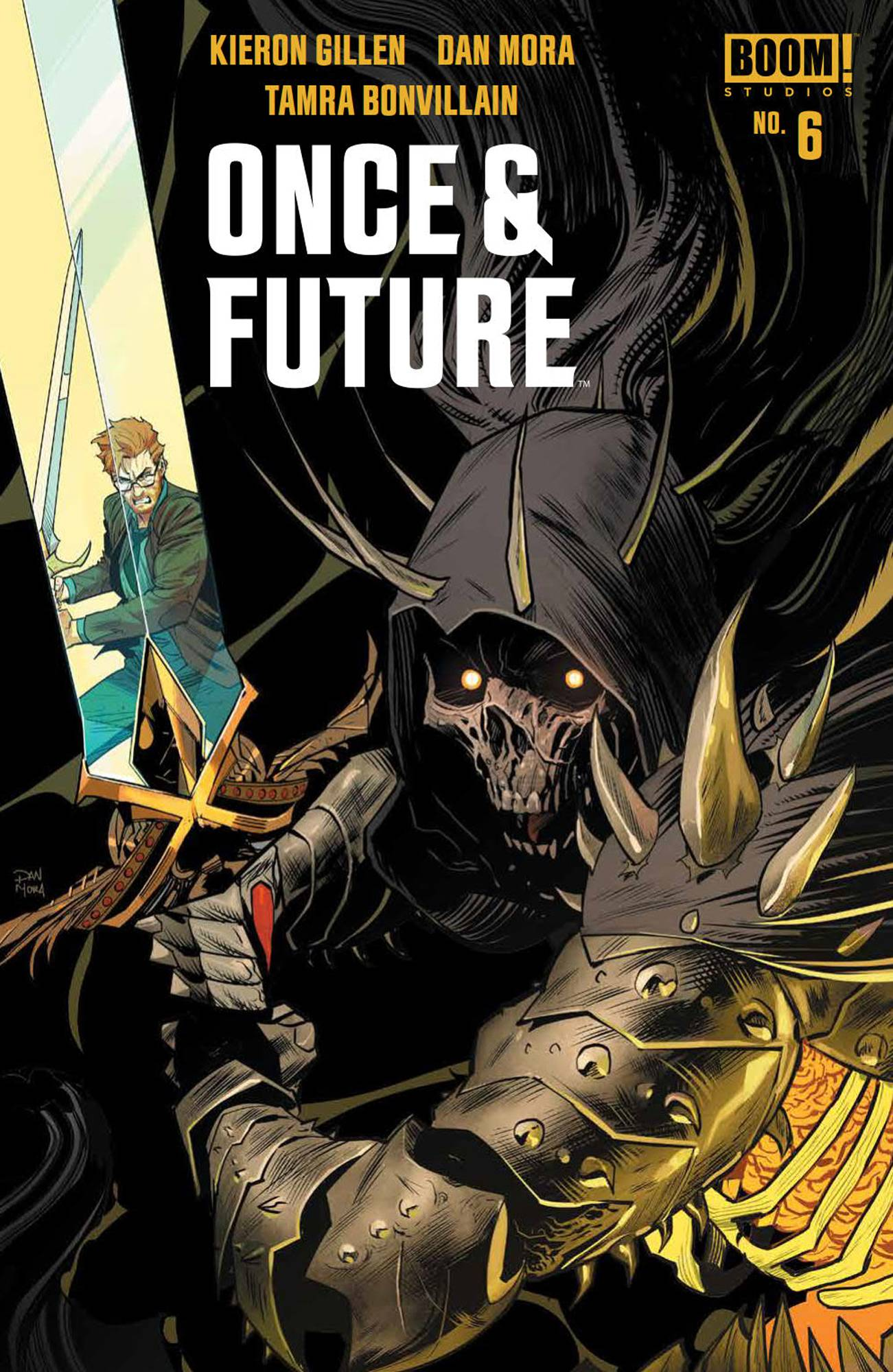 Once & Future #6 (2020)