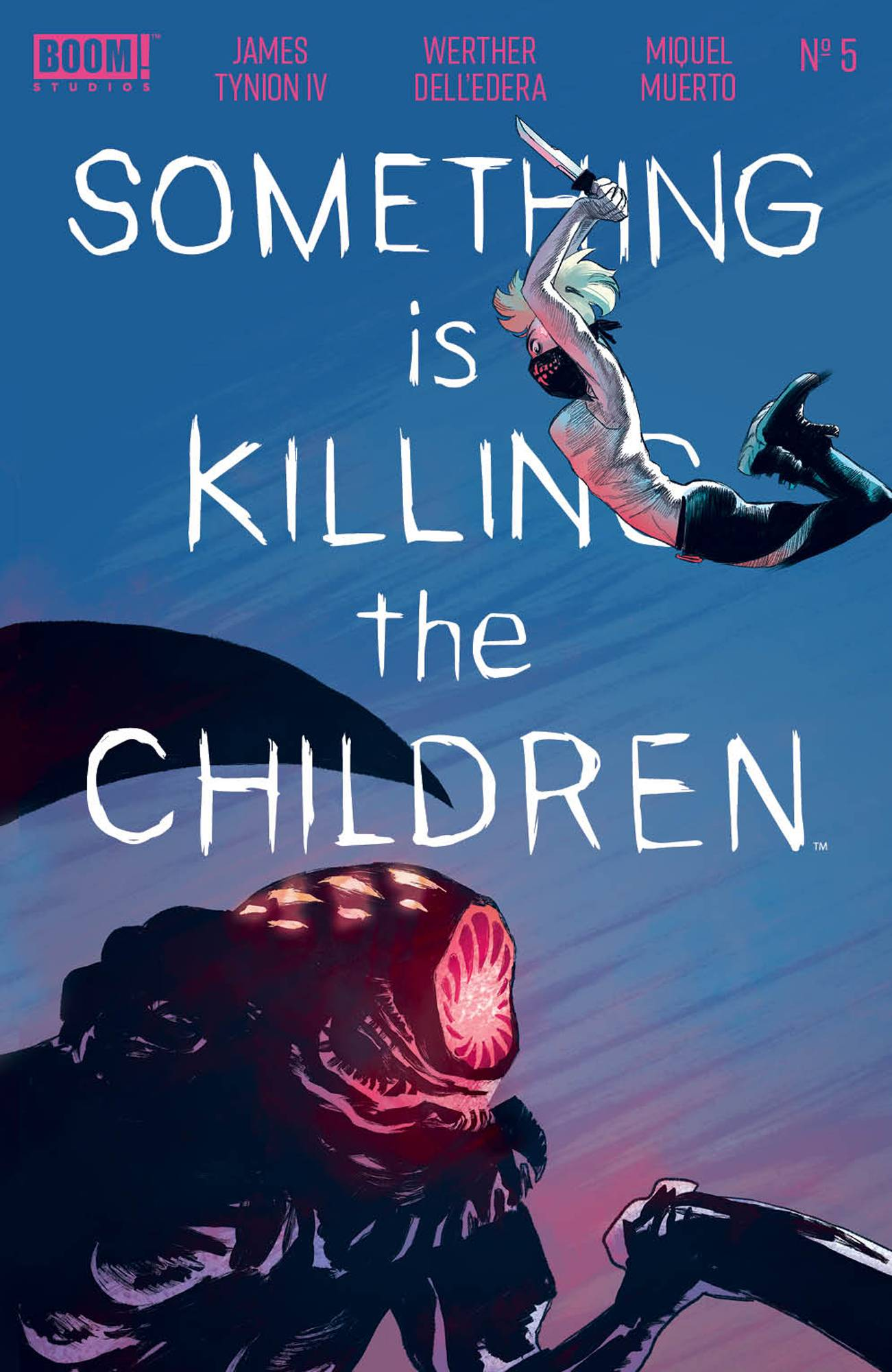 Something Is Killing The Children #5 (2020)