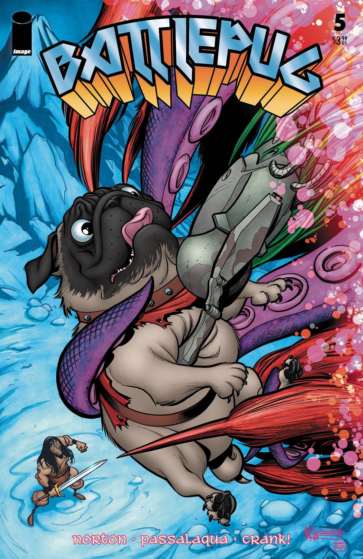 Battlepug #5 (2020)