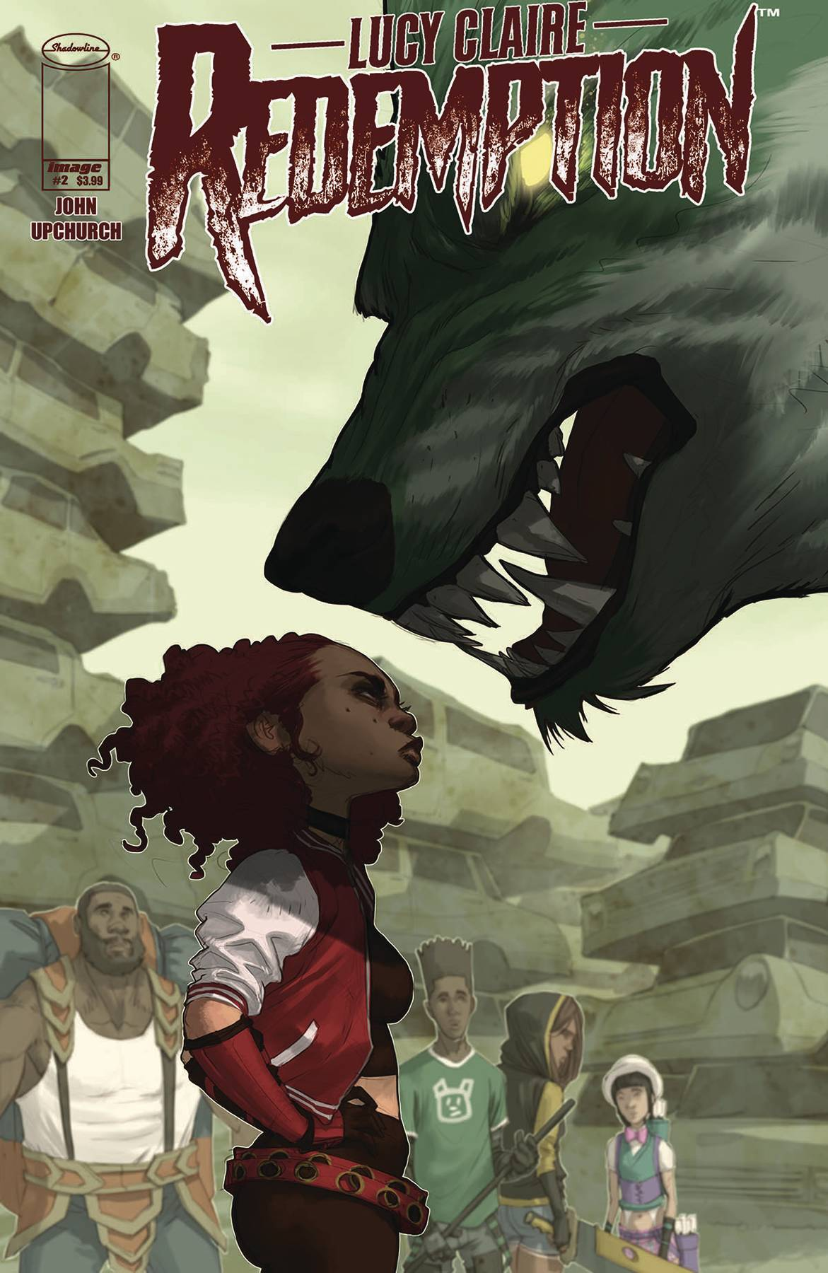 Lucy Claire: Redemption #2 (2020)