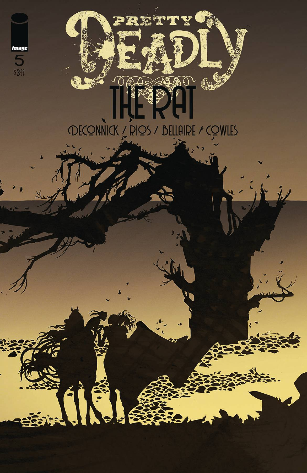Pretty Deadly: The Rat #5 (2020)