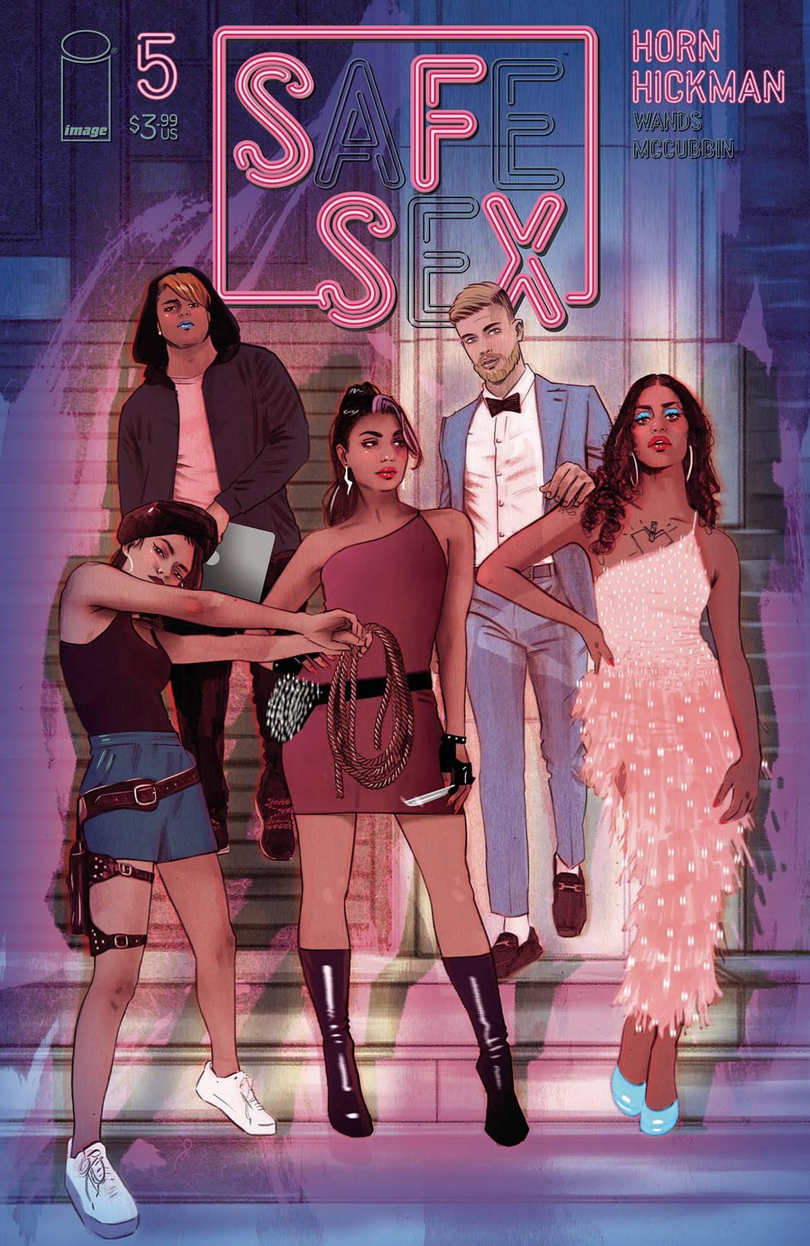 SFSX (Safe Sex) #5 (2020)