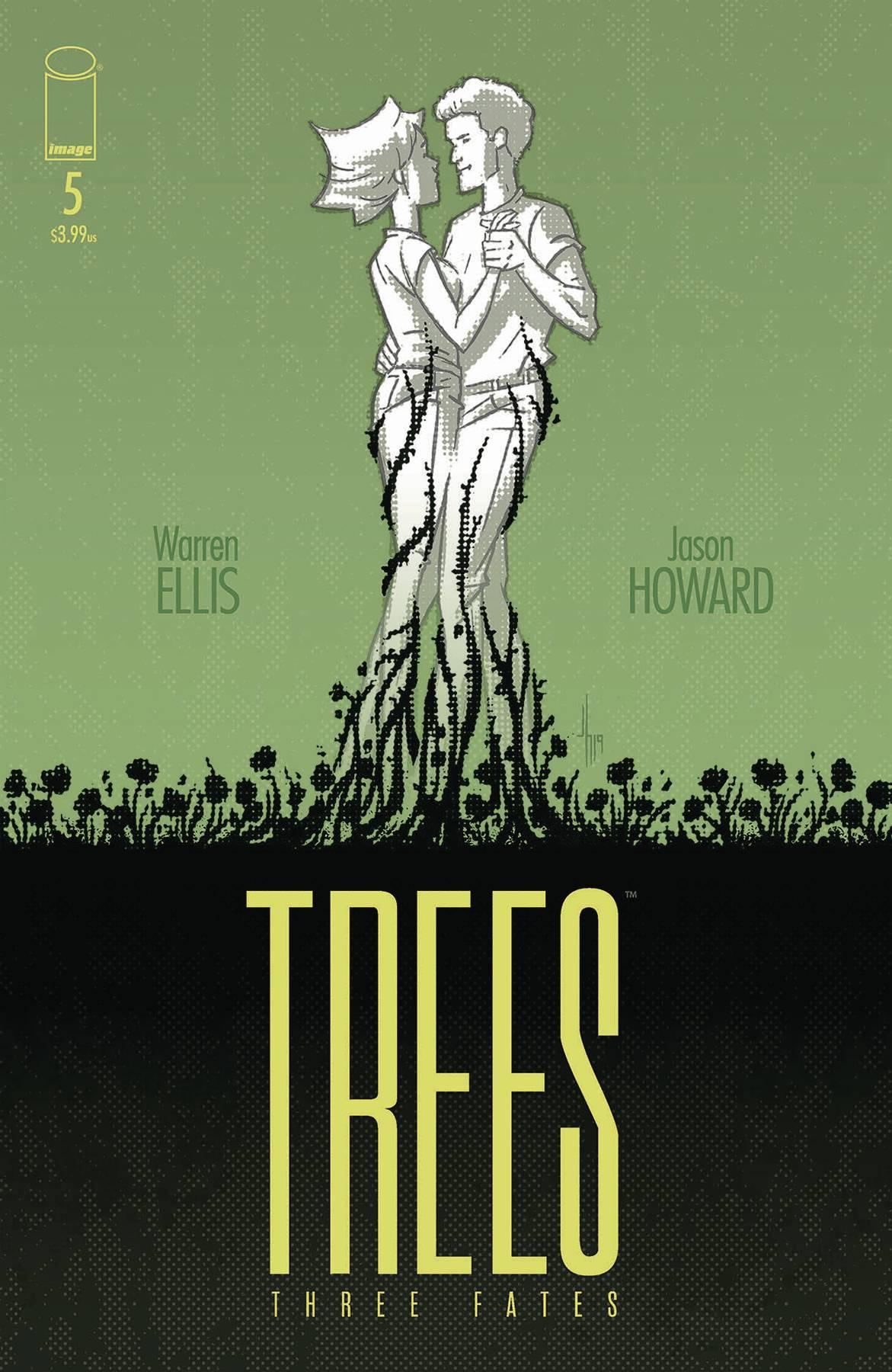 Trees: Three Fates #5 (2020)