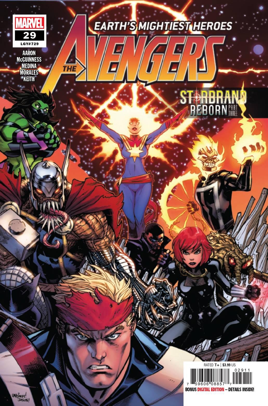 Avengers: Earth's Mightiest Heroes #29 (2020)