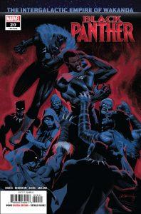 Black Panther #20 (2020)